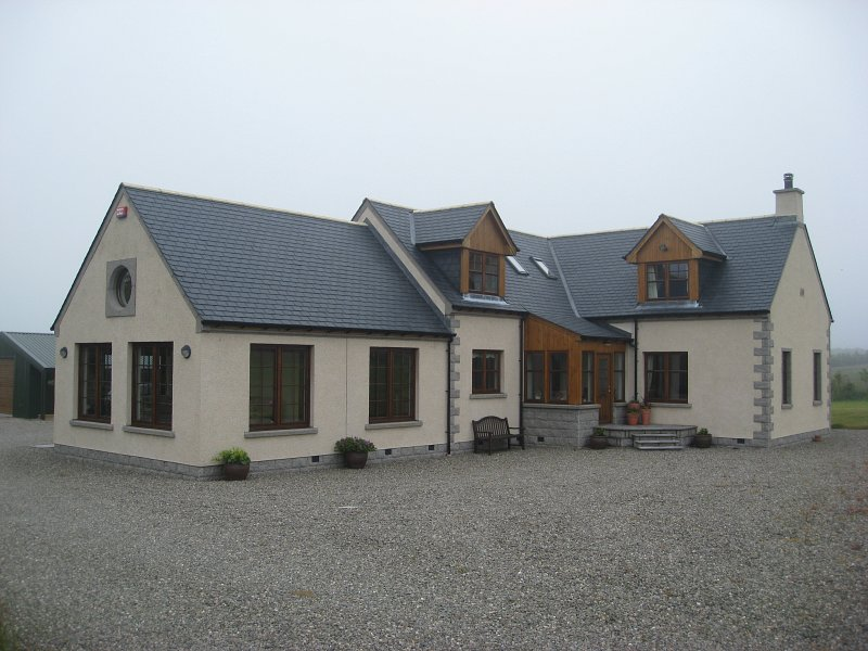 Finished homes bespoke designs for A s home design kirkintilloch