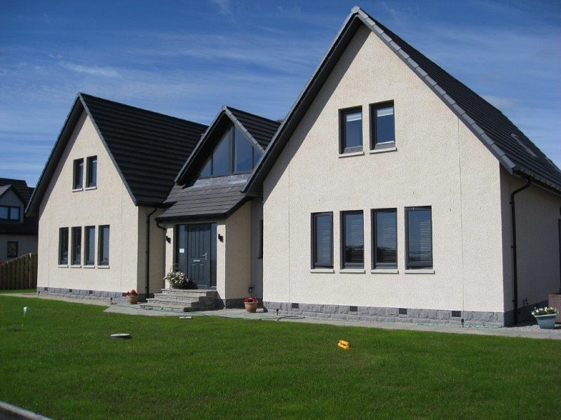Pvc Windows For Homes : Finished homes bespoke designs